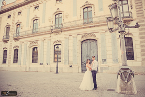 Barcelona wedding