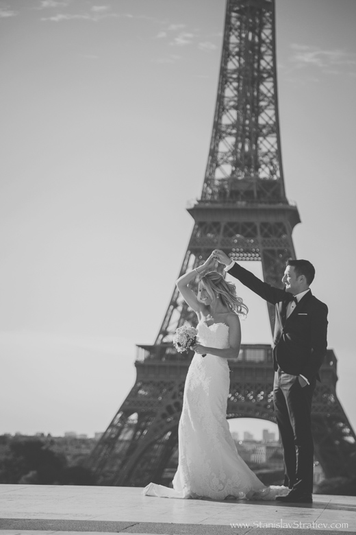 Wedding Photography Paris, France