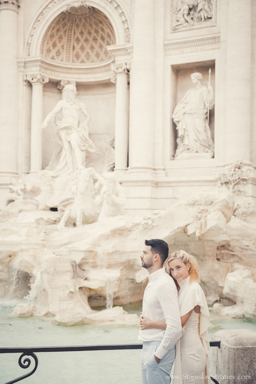 Photoshoot in Rome